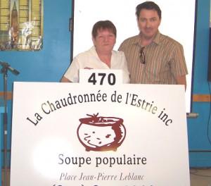 Famille de Jean-Pierre Leblanc